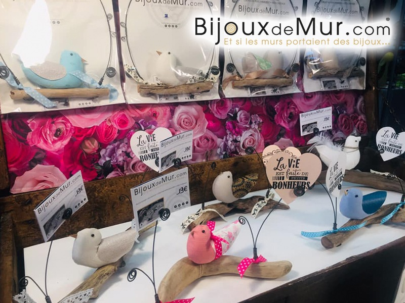 Grand marché de la création de Bourgoin-Jallieu en 2019